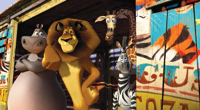 Movie Review Madagascar 3