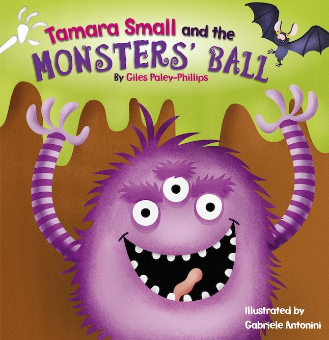 Tamara Small and the Maonsters' Ball