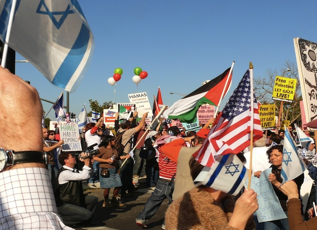 Negotiations Between Israel And Palestine Show Promise Of