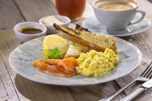 Free range eggs are the main part of breakfast and starters