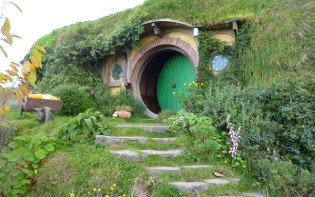 Discover the real Middle Earth: Bilbo Baggins' home in the Shire