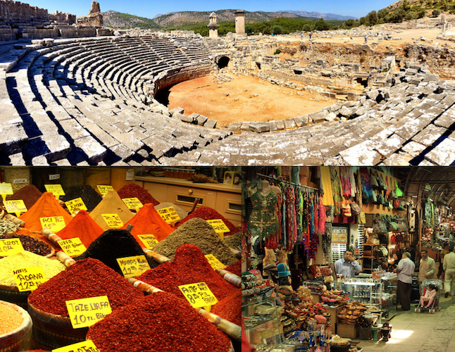 Turkey: Exotic, historic, glam and rustic
