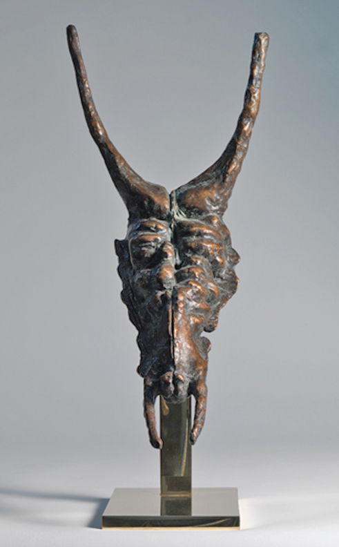 Ralph Brown Figure Head, 1963