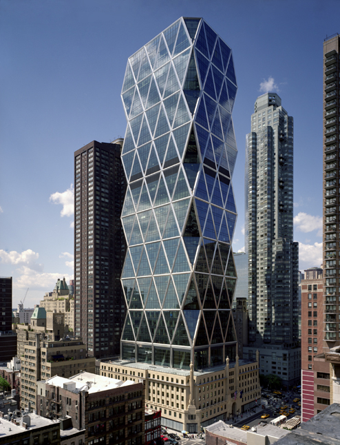 Hearst Tower, NY by Foster + Partners (c) Chuck Choi