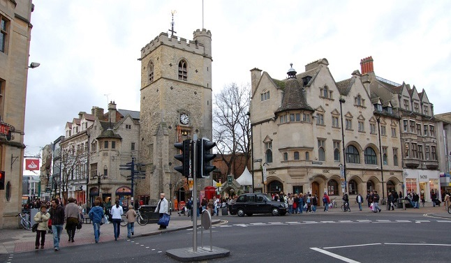 Celebrate all things literary at Oxford during the Oxford Literary Festival. Pic credit: spigoo via flickr