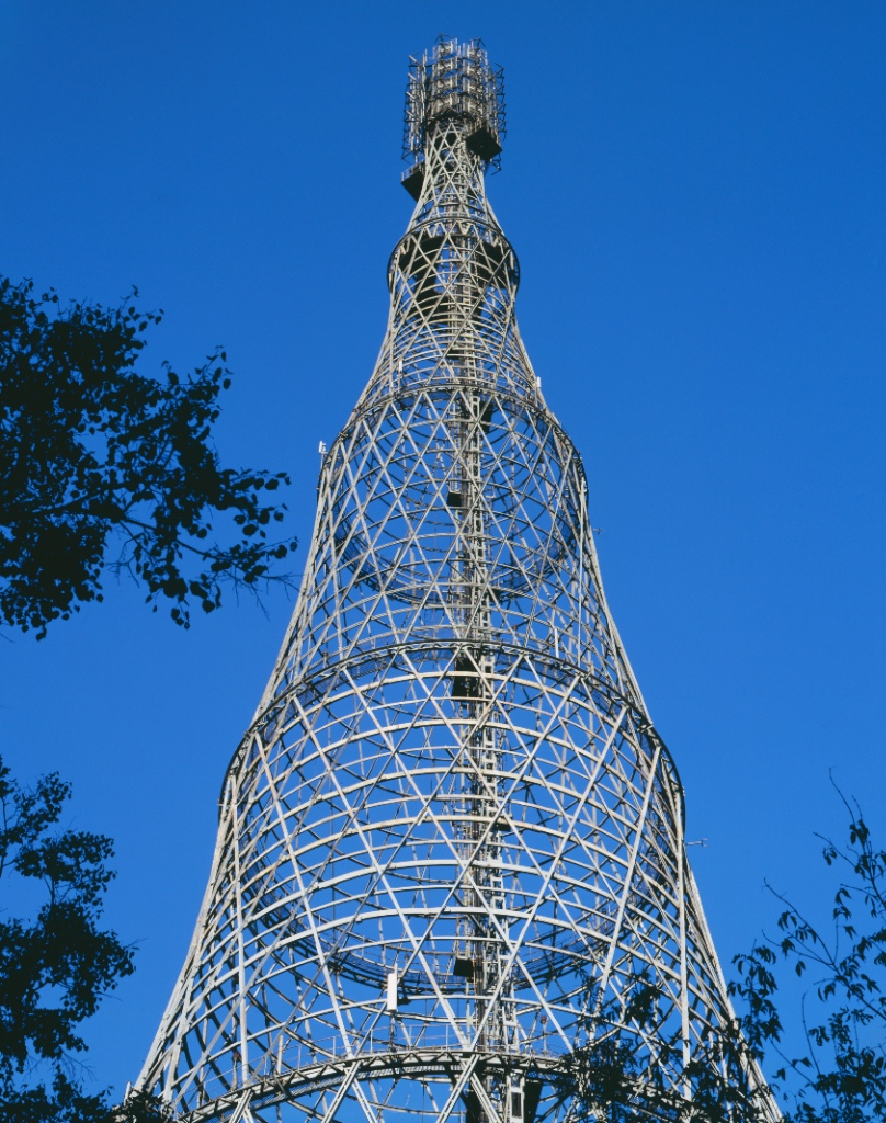 Shukhov Tower, Picture Igor Palmin