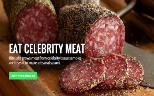 Will celebrity meat be hitting the menu? credit@ Bitelabs