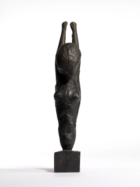 Reg Butler, Study for Fetish, 1959, Bronze, Courtesy of Pangolin London