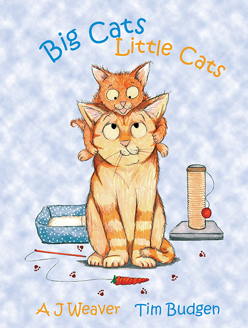 Big Cat Little Cat is a great book to read!