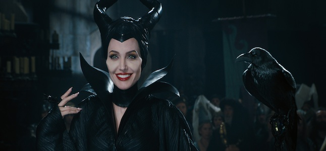 Angelina Jolie fabulous character as Disney's MALEFICENT..Maleficent (Angelina Jolie)..Photo Credit: Film Frame..©Disney 2014
