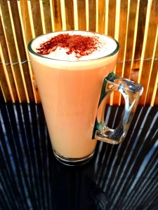 MASSIS tea  Giving Tea a new uplift! Invention of the Tey Latte