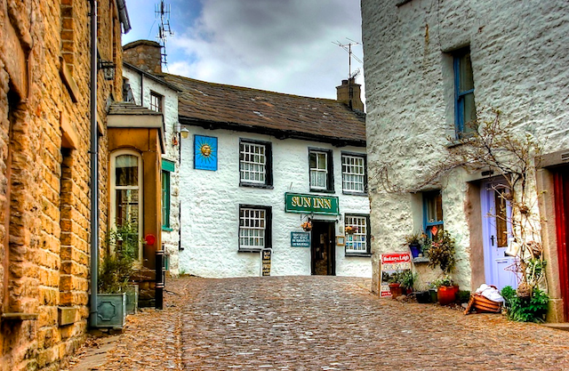 Village in the heart of the Yorkshire Dales credit@unicorn1 viaflickr.com