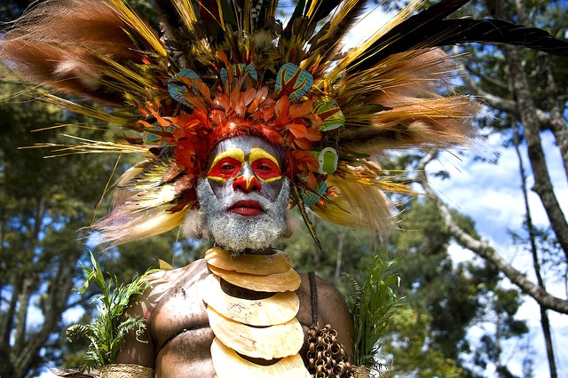 Mount Hagen Culture Show credit@ Mark Robinson via flickr.com