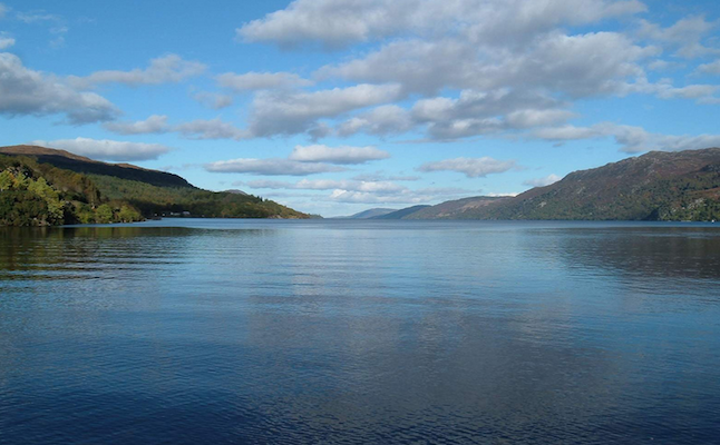 Loch Ness is situated in ScotlandCredit@Dave Connerviaflick