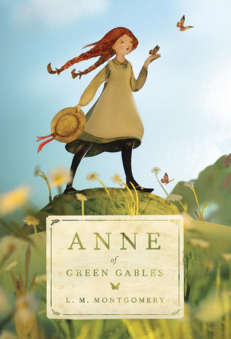 Anne of Green Gables book. Credit@Tundra Booksviaflickr.com