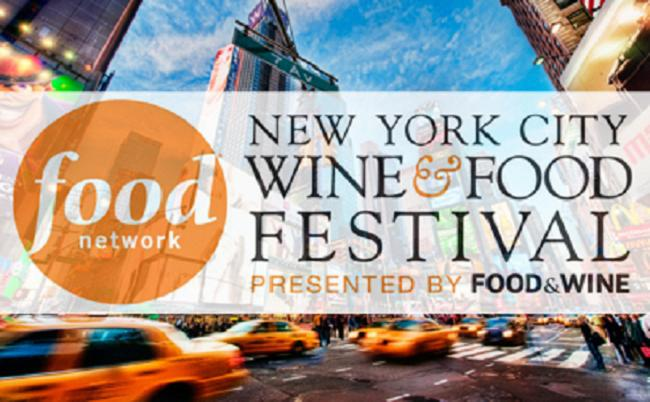 The 7th year of the New York City Wine and Food Festival. Credit@chefericlevine