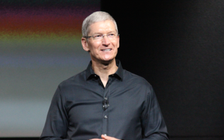 In 2013, Out Magazine named Cook as the most powerful LGBT person in the world. Image credit - www.macworld.com