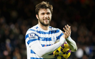 Charlie Austin's goalscoring for QPR has led to suggestions of an England call-up. credit@QPR FC via Facebook