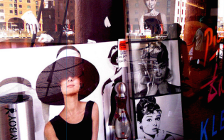 Audrey Hepburn became one of the most recognisable women in the world. Credit@ drinks machine via flickr.com
