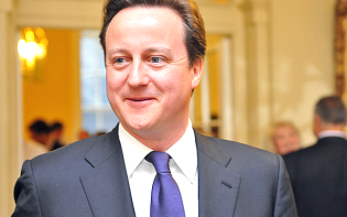 David Cameron will continue as Prime Minister with his party establishing a majority. Credit@No.10