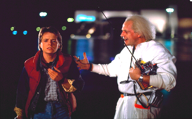 Back to the Future 2.Credit@Image.net.SyFyImages