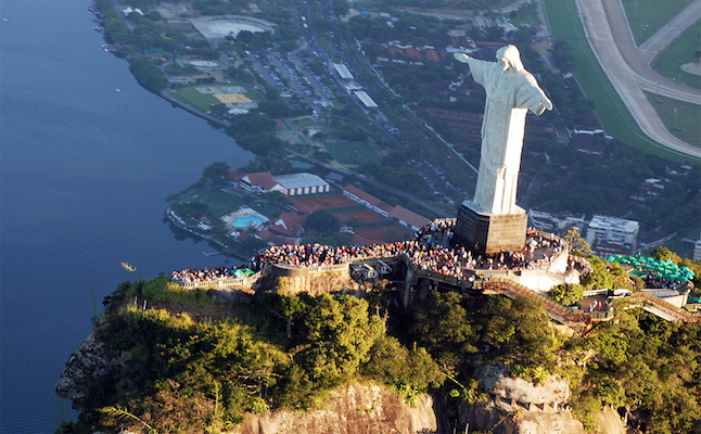 Christ the Redeemer statue, Rio.Credit@rob.bbmexplorer.com
