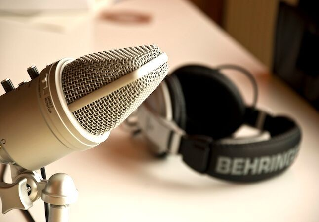 Podcast increasing in popularity. Credit@tctechcrunch2011