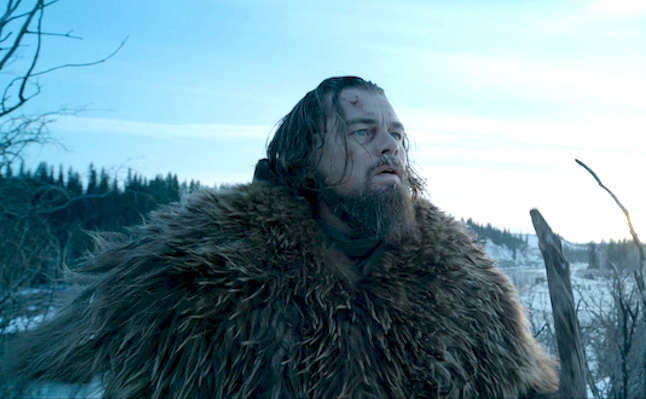 Leonardo Di Caprio as Hugh Glass in a quest for survival.Credit@picselect