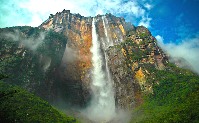 Angel Falls.Credit@ENT108.flickr.com