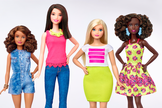 New Barbie styles.Credit@barbiemedia.com
