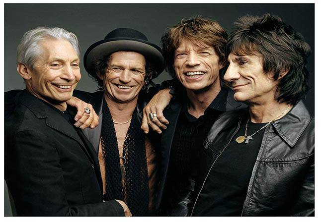 The Rolling Stones Archive.Credit@SaatchiGallery.
