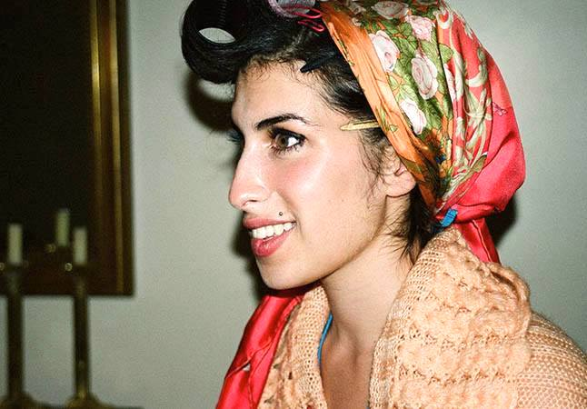 Young Amy Winehouse.Credit@CharlesMoriarty