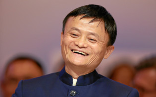 Jack Ma at an interview.Credit@World.Economic.Forum.flickr.com