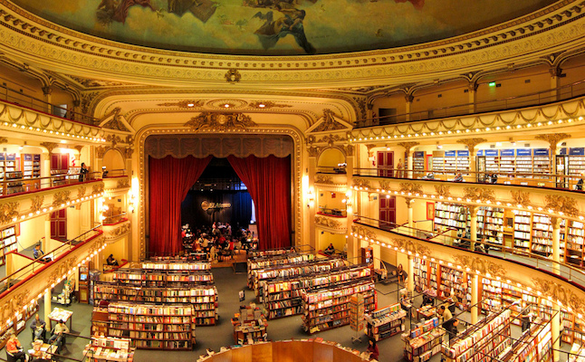 El Ateneo. Credit@flickr.com