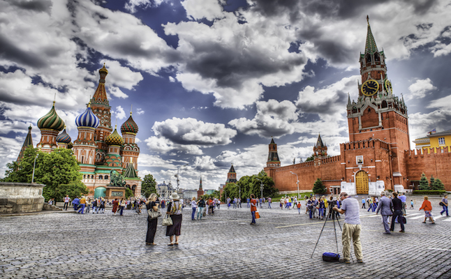 Red Square Moscow. Credit@commons.wikimedia.org