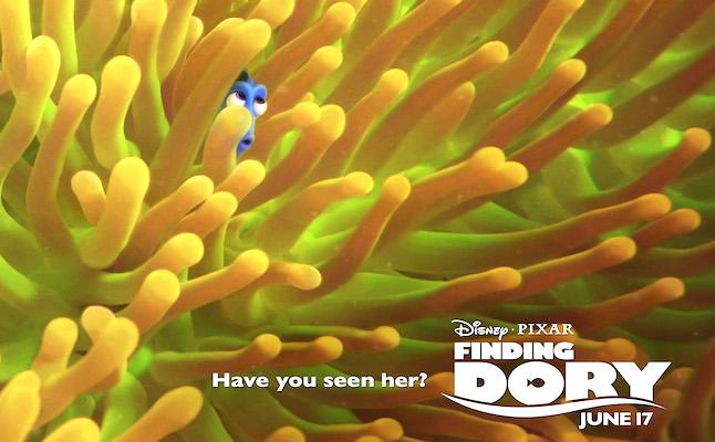 Finding Dory, The importance of family