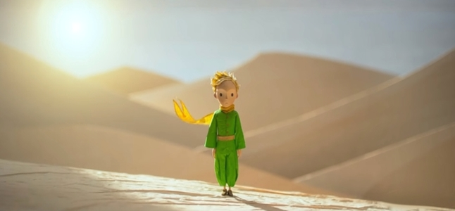 The Little Prince credit@youtube.netflix