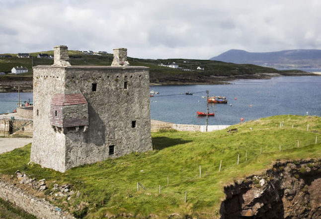 One of O'Malley's many outposts Credit@Tourism Ireland