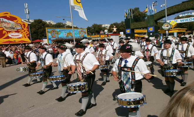 Oktoberfest Parade. Credit@flickr.com