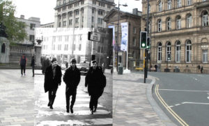 Beatles then vs. Now Credit@fliodueviaFlickr