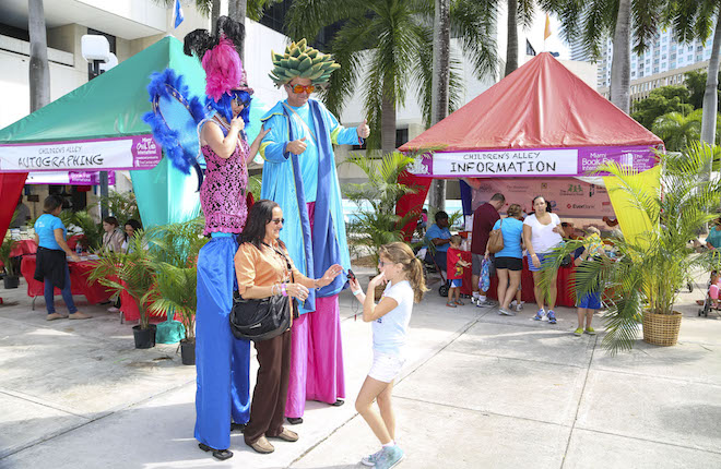 Credit@Miami Book Fair International