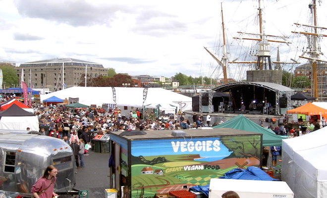 VegFest. Credit@www.geograph.org.uk