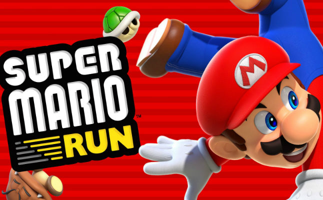 Super Mario Run is the new mobile game from Nintendo credit@Nintendo