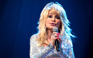 Tennessee native and country singer, Dolly Parton. Credit@TimothyWildeyviaFlickr