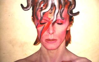 The talented David Bowie. creditgloomycorpviaflickr