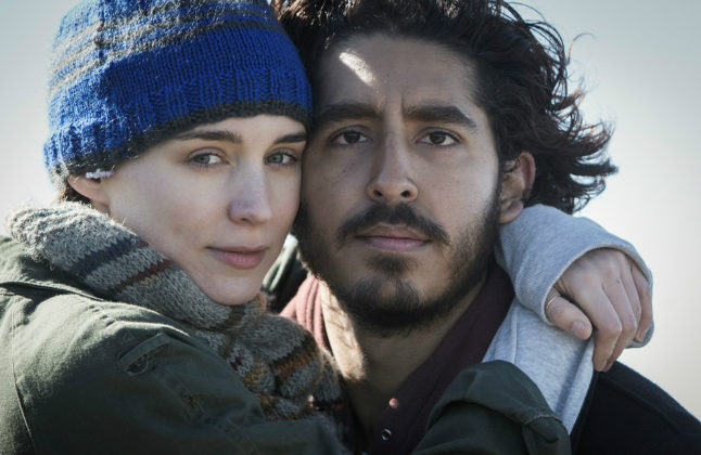 Dev Patel and Rooney Mara star in Lion ©THE WEINSTEIN COMPANY INC. ALL RIGHTS RESERVED.