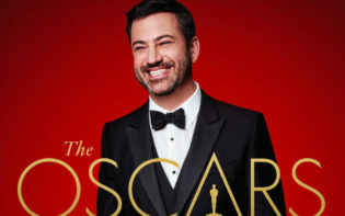 Comedian Jimmy Kimmel aims to host the award ceremony for the first time. Credit@A.M.P.A.S.