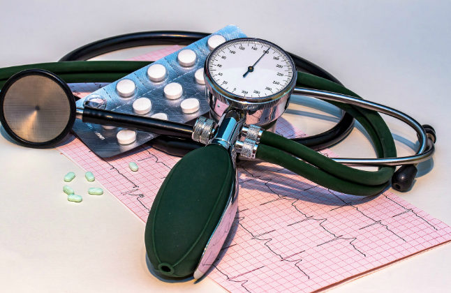 Medical practitioners may soon have a new way of monitoring cardiovascular health. Credit@pixabay