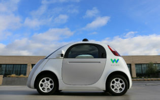 Google launched the first self driving car in 20th October 2015 credit@Google.Alphabet