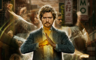 Finn Jones stars as Danny Rand AKA Iron Fist in the lastet offering from Netflix and Marvel Studios Credit@Netflix.MarvelEntertainment